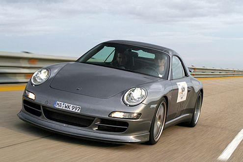 Der König von Nardo: 380,5 Sachen schaft das 9ff 911 Cabrio T-6.
