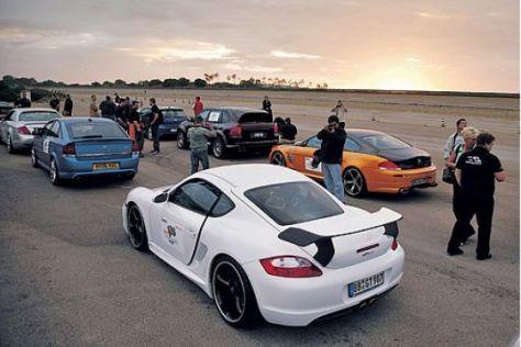 High-Speed-Event in Nardo