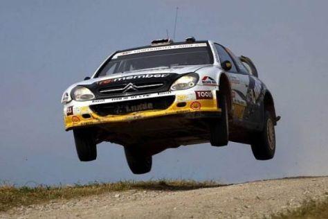 Petter Solberg will in Spanien und Wales wieder zu Höhenflügen ansetzen
