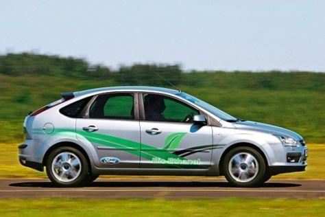 Kasko-Rabatt für Ethanol-Autos