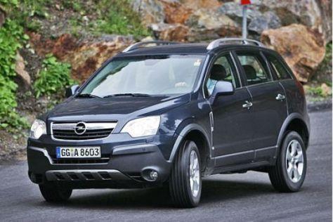 Opel Antara, Chevrolet Captiva (Diesel)