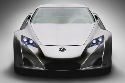 Lexus LF-A (2009)