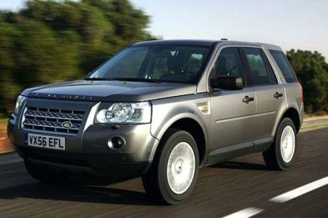 Preise Land Rover Freelander II
