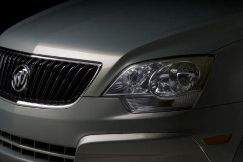 Buick Hybrid-SUV