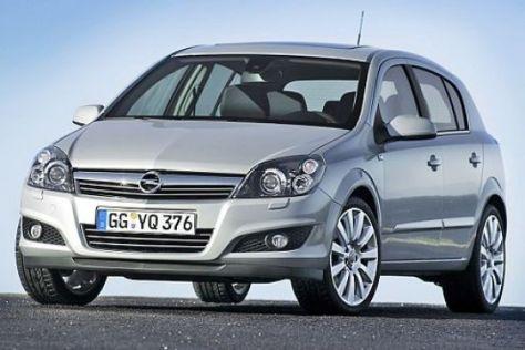 Opel Astra Facelift (2007)