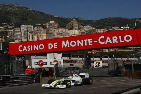In Monte Carlo feierte Jenson Button 2009 einen seiner überzeugensten Siege