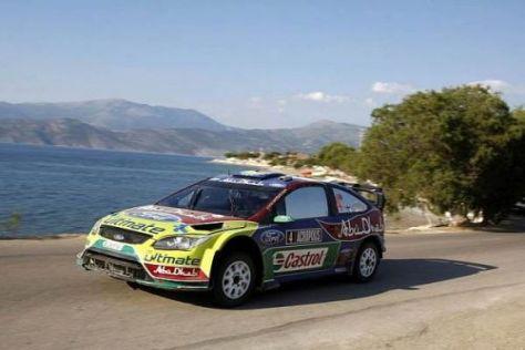 Jari-Matti Latvala will sich gezielt auf die nächste Asphalt-Rallye vorbereiten