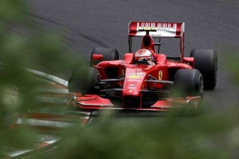 Experte Marc Surer vermutet, dass Kimi Räikkönen keine Angst vor