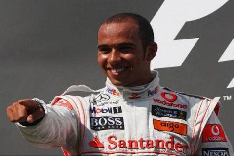 Lewis Hamilton ist gespannt auf die Rückkehr von Michael Schumacher