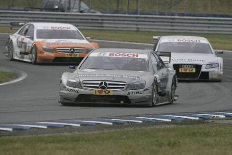 Am 17. August fällt die Klappe: Audi und Mercedes stoppen ihre Entwicklung