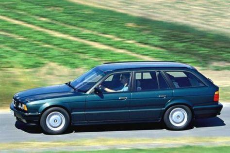 Rückruf BMW 5er Touring