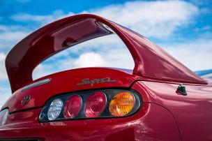 Toyota Supra: MK3/4