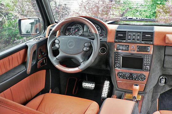Mercedes G-Klasse A.R.T. G55