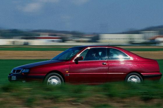 Lancia Kappa Coupé 2.4