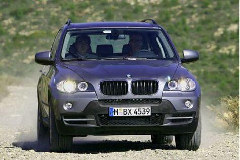 Test BMW X5