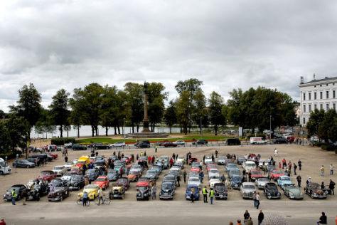 Rallye Hamburg-Berlin Klassik