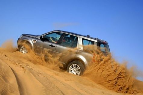 Test Land Rover Freelander 2