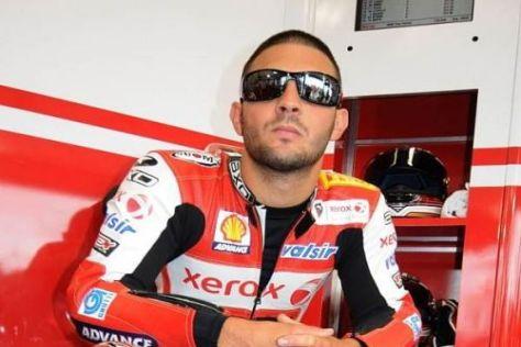 Michel Fabrizio soll für drei Rennen bei Pramac-Ducati in der MotoGP einspringen