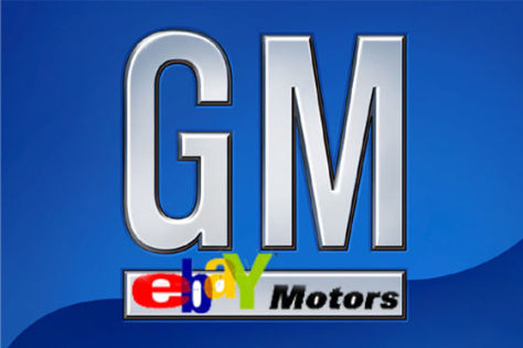 General Motors bei Ebay