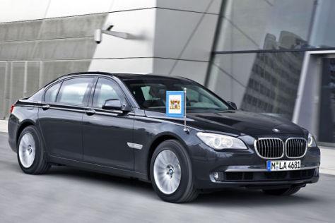 7er BMW High Security