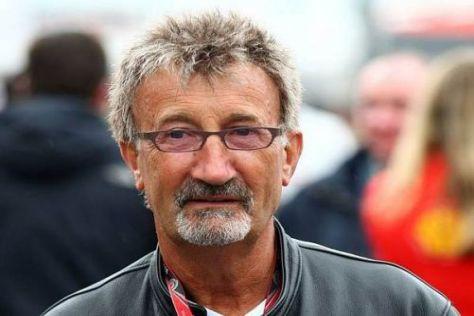 Ex-Teamchef Eddie Jordan würde sofort Fernando Alonso in den Ferrari setzen
