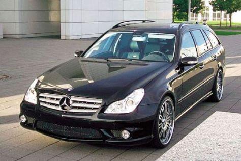 Mercedes-Umbau von Pogea Racing