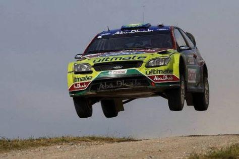 Hoch hinaus will Ford auch mit dem Nachfolger des Focus, dem neuen Fiesta