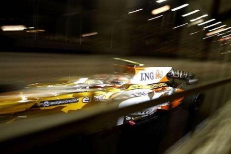 Formel-1-Traum: Das Nachtleben in Singapur kann ganz schön laut sein