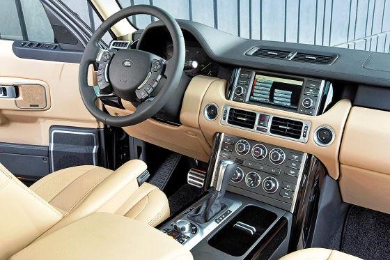 Range Rover V8 Supercharged