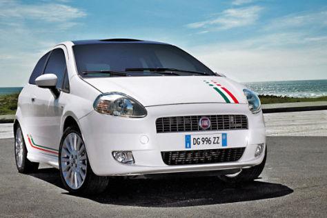 Fiat Grande Punto 1.6 JTD Sport