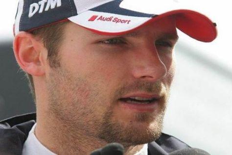 Martin Tomczyk will auch am Nürburgring wieder mit auf das Podium
