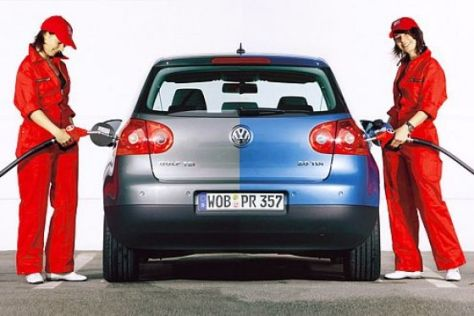 Test: Benziner gegen Diesel