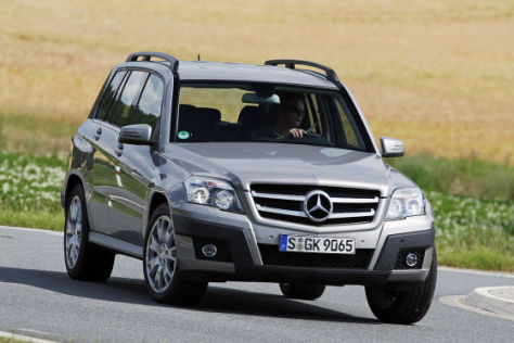 Mercedes GLK 220 CDI Blue Efficiency