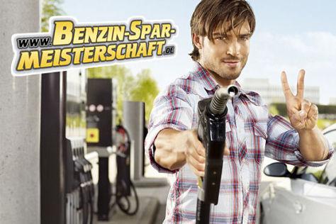 Aktion Benzin-Spar-Meisterschaft 2009