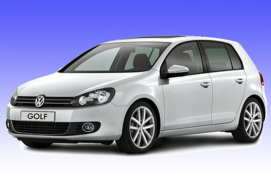 VW Golf VI 1.4 TSI Comfortline