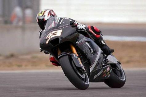 Noch besteht die Chance, dass Hayate und Kawasaki in der MotoGP bleiben