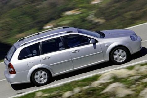 Chevrolet Lacetti/Nubira Diesel