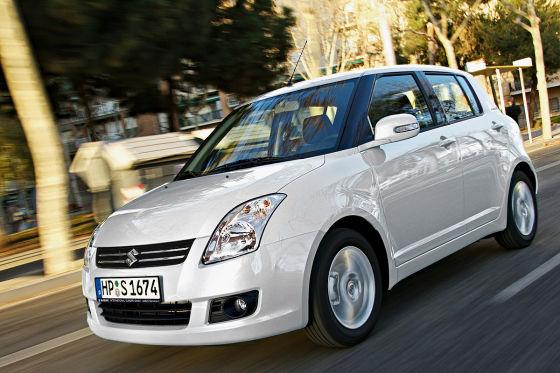 Suzuki Swift limited25