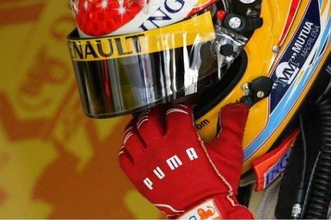 Fernando Alonso möchte irgendwann in Ruhe über seinen Aufstieg nachdenken