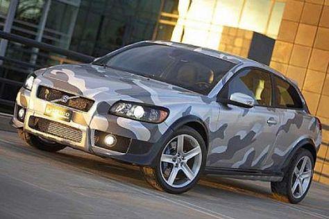 Volvo C30 von Heico Sportiv