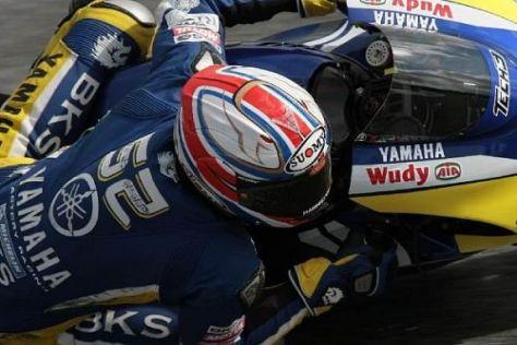 James Toseland muss derzeit um seinen MotoGP-Platz für 2010 bangen
