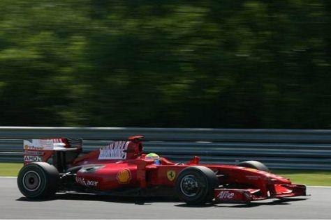 Italienische Medien wollen Felipe Massa in Monza wieder im Ferrari fahren sehen