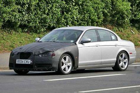 Jaguar XF kommt 2008