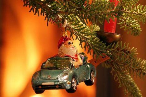 Weihnachtspräsente für Autofans