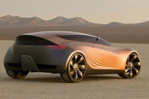 Konzeptstudie Mazda Nagare