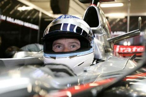 Häkkinens Formel-1-Comeback