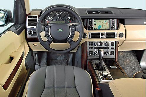 Herrschaftlich wie ein Fürstensitz: Der Range Rover beweist Stil.