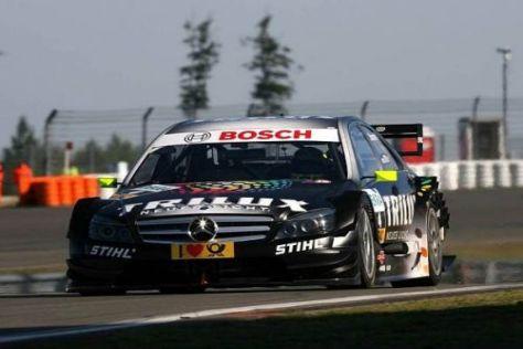 Ralf Schumacher hatte im Qualifying Probleme mit dem zweiten Reifensatz