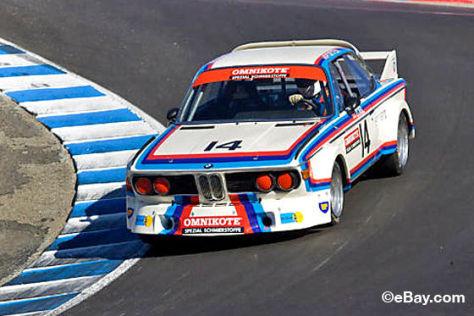 BMW 3.0 CS/CSL FIA Gruppe 2