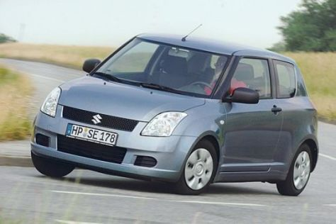 Neue Preisrunde bei Suzuki (2007)